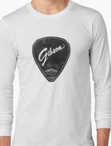 Legendary Guitar Pick Mashup Version 02 Long Sleeve T-Shirt