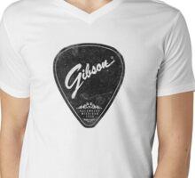 Legendary Guitar Pick Mashup Version 02 Mens V-Neck T-Shirt