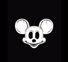 Deadmouse by tshirtbaba