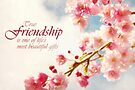 True Friendship (Card) by Tracy Friesen