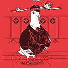 A Dove Hitler by tshirtbaba