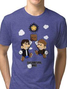 Supernatural Bros. Tri-blend T-Shirt