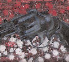 Anti Snob Handgun by BSSart
