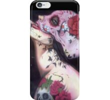 my lady 02 iPhone Case/Skin