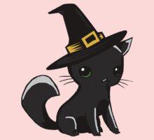Myu the Candyfloss Cat... on Halloween! One Piece - Long Sleeve