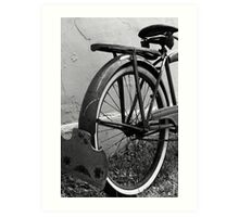 """Supreme"" Vintage Bicycle Art Print"