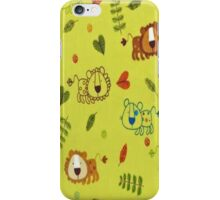 Roor of the Lion iPhone Case/Skin