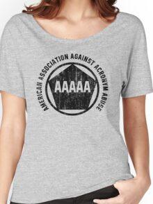 AAAAA Women's Relaxed Fit T-Shirt