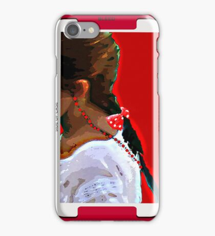 non gioco più...me ne vado... iPhone Case/Skin