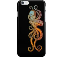 Mono Octopus (duo) #1 iPhone Case/Skin