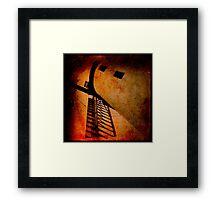 Ballycopeland Windmill, County Down Northern Ireland Framed Print