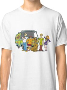 The Scooby Gang Classic T-Shirt