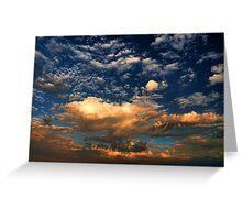 Cloud 082811-24 Greeting Card