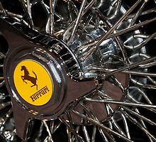 Ferrari Wheel by dlhedberg