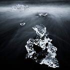 Ice Sculptures by Tomas Kaspar