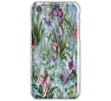 Pretty Butterflies iPhone Case/Skin