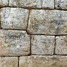 Images Of Peru - Machu Picchu (Inca Stonework 2) by Rebel Kreklow