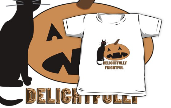 delightfully frightful by dedmanshootn
