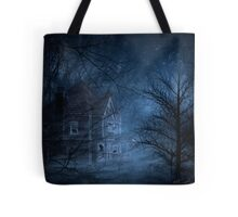 Haunted Place Tote Bag
