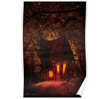 Crooked House Poster