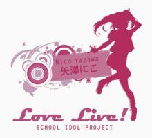Love Live! - Nico Yazawa by SawakoMizu