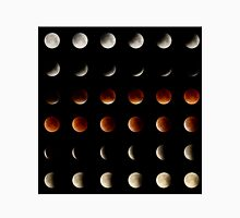 2015 Lunar Eclipse Matrix Unisex T-Shirt