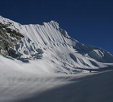 Island Peak by Jan Vinclair