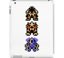 Retro Raikou/Entei/Suicune Overworld iPad Case/Skin