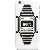 I love 80´s iPhone Case/Skin