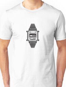 I love 80´s Unisex T-Shirt