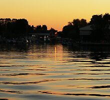 Kingston Sunset 7 by Will Goodwin