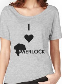 Love Sherlock Women's Relaxed Fit T-Shirt