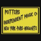 Potters Independent Magic Co by Robin Brown