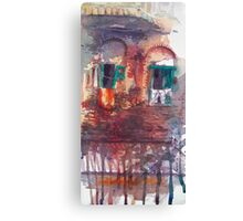 nostalgic-3 Canvas Print