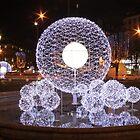 Glowing Bubbles by Elena Skvortsova