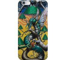 Martian Tree Of Life iPhone Case/Skin
