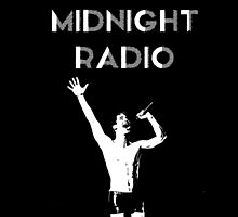 Midnight Radio by saragiampy