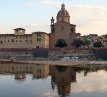 Fiume Arno 2.0 - Florence  Sticker