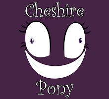 Cheshire Pony with text Unisex T-Shirt