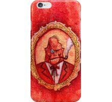 Gorillocrat iPhone Case/Skin