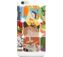 .::Noteable Dragons::. iPhone Case/Skin