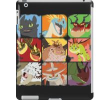 .::Noteable Dragons::. iPad Case/Skin