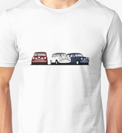 Classic Mini Cooper S - The Italian Job Unisex T-Shirt