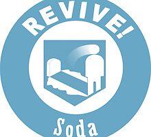 Revive Soda Perk by OblivionRing