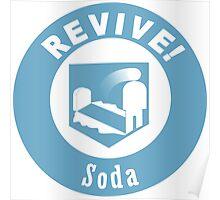 Revive Soda Perk Poster
