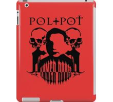 Polpot Khmer Rouge iPad Case/Skin