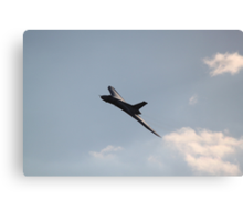 XH558 To old for stealth Canvas Print