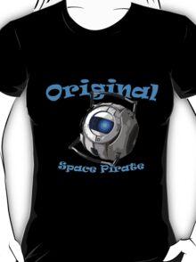 Original Space Pirate | Portal 2 | Wheatley Core T-Shirt