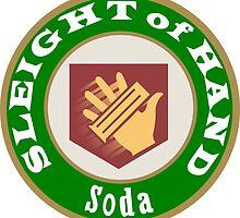 Sleight of Hand Soda Perk by OblivionRing