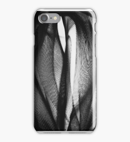 Bent Screen Abstraction iPhone Case/Skin